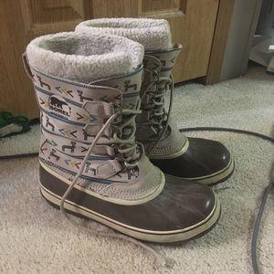 Reposh Sorel snow boot